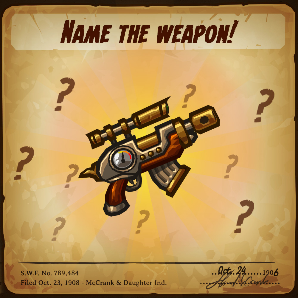 name-the-weapon-steamworld-heist