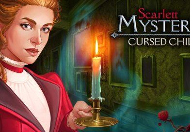 [Recensione] Scarlett Mysteries: Cursed Child