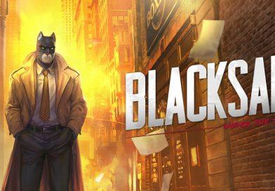 [Recensione] Blacksad: Under the Skin