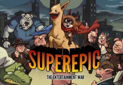 [Recensione] SuperEpic: The Entertainment War