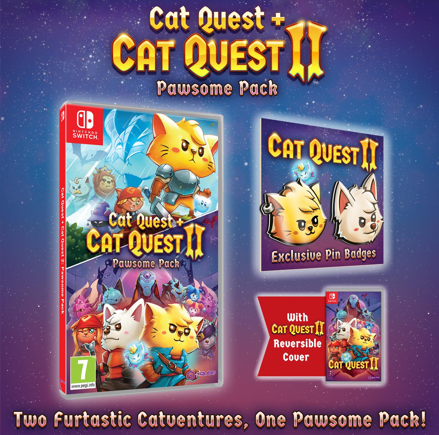 Cat Quest Pawsome Pack