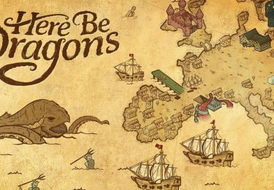 [Recensione] Here Be Dragons