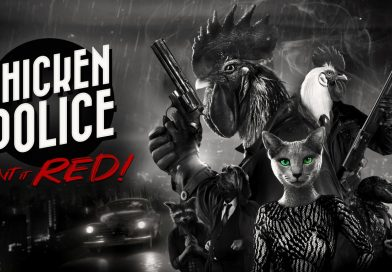 [Recensione] Chicken Police – Paint it RED!
