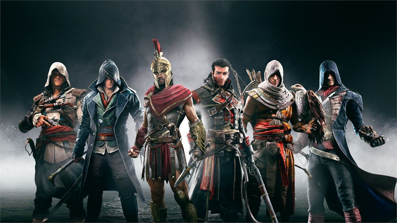 Assassin's Creed roster of characters