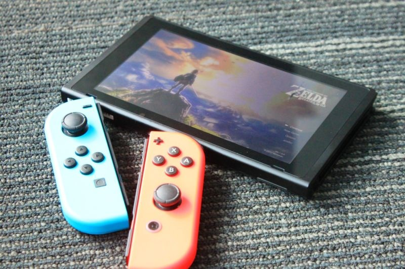 """Nintendo says non-gaming apps for Switch will """"come in time"""" 