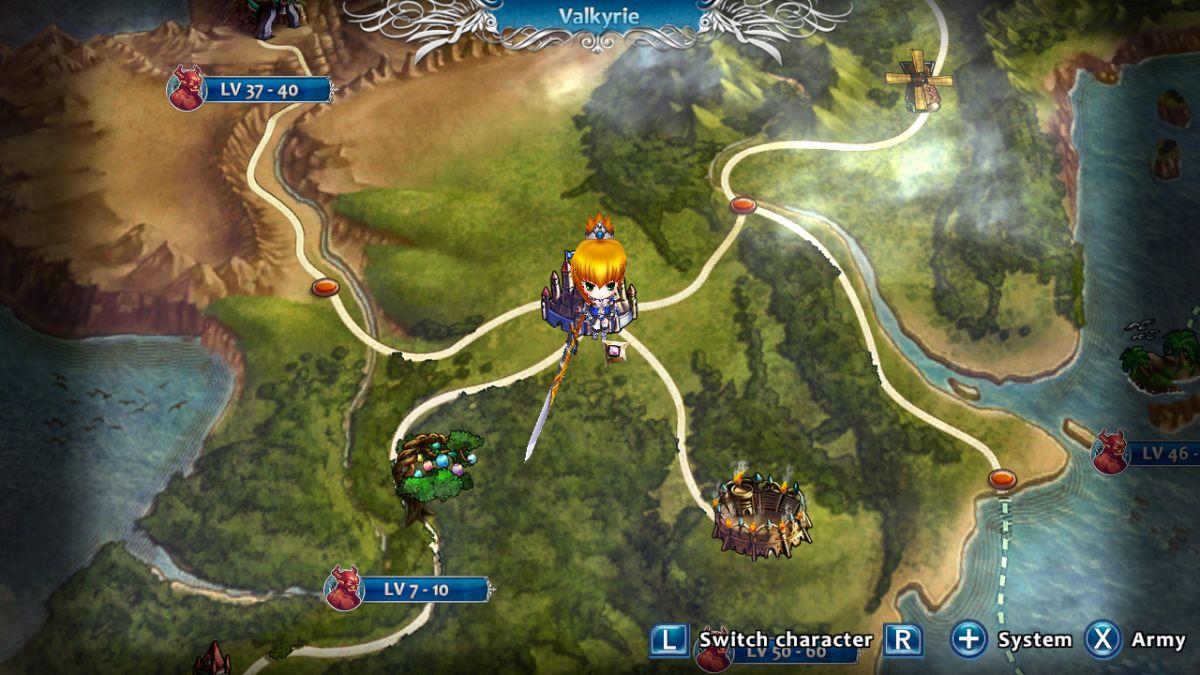 Empire of Angels IV è in arrivo su Switch, PS4 e Xbox One nell'estate 2021
