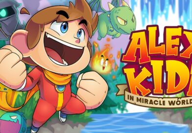 [Recensione] Alex Kidd in Miracle World DX