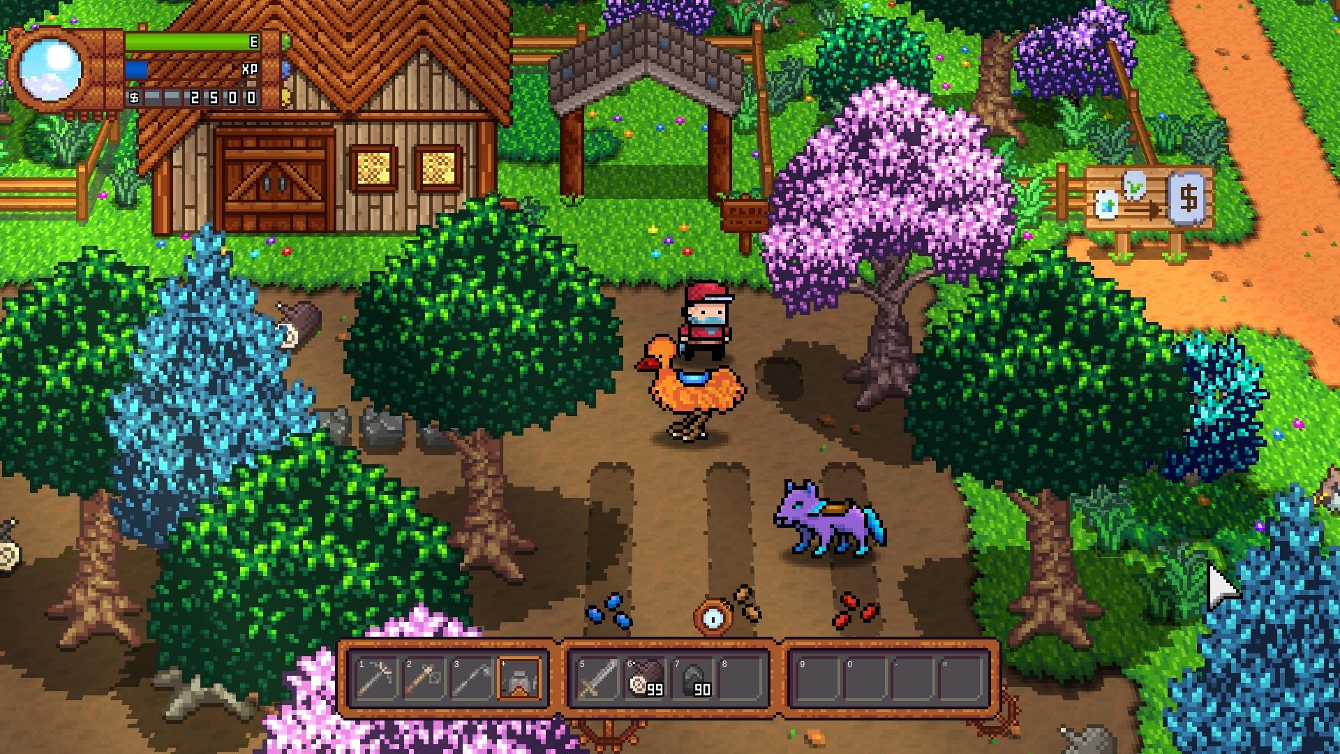 Monster Harvest Dev Diary Dettagli Nuove funzionalità, suggerimenti per l'agricoltura, prima del lancio del 19 agosto su PC e console!