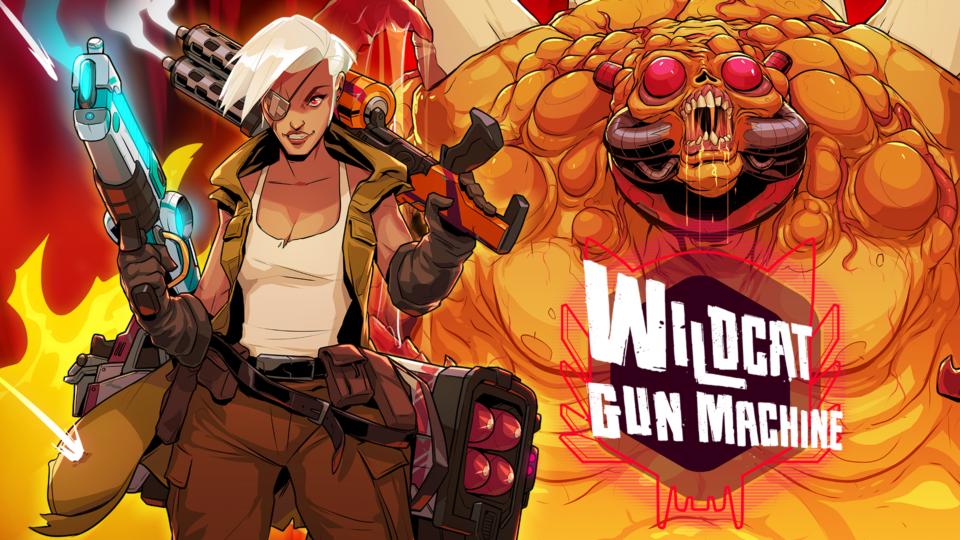 Wildcat Gun Machine per PC e console uscirà alla fine del 2021.