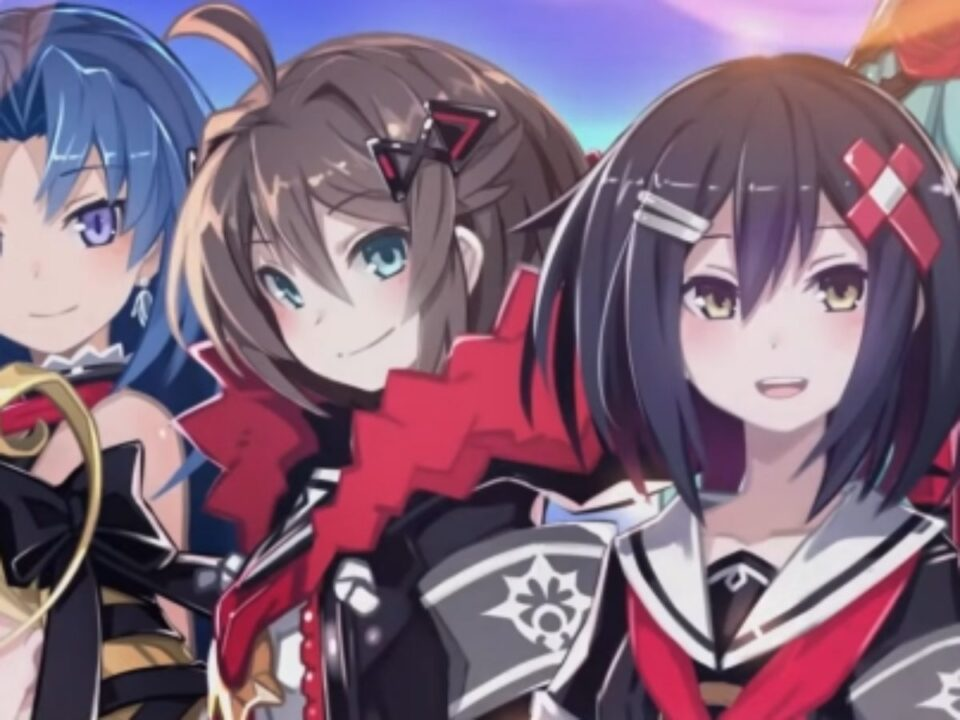 Snow White & Kaguya Join Toh's Party in Mary Skelter Finale!