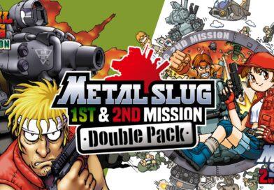 [Recensione] Metal Slug 1st & 2nd Mission Double Pack